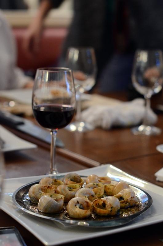 ślimaki po burgundzku