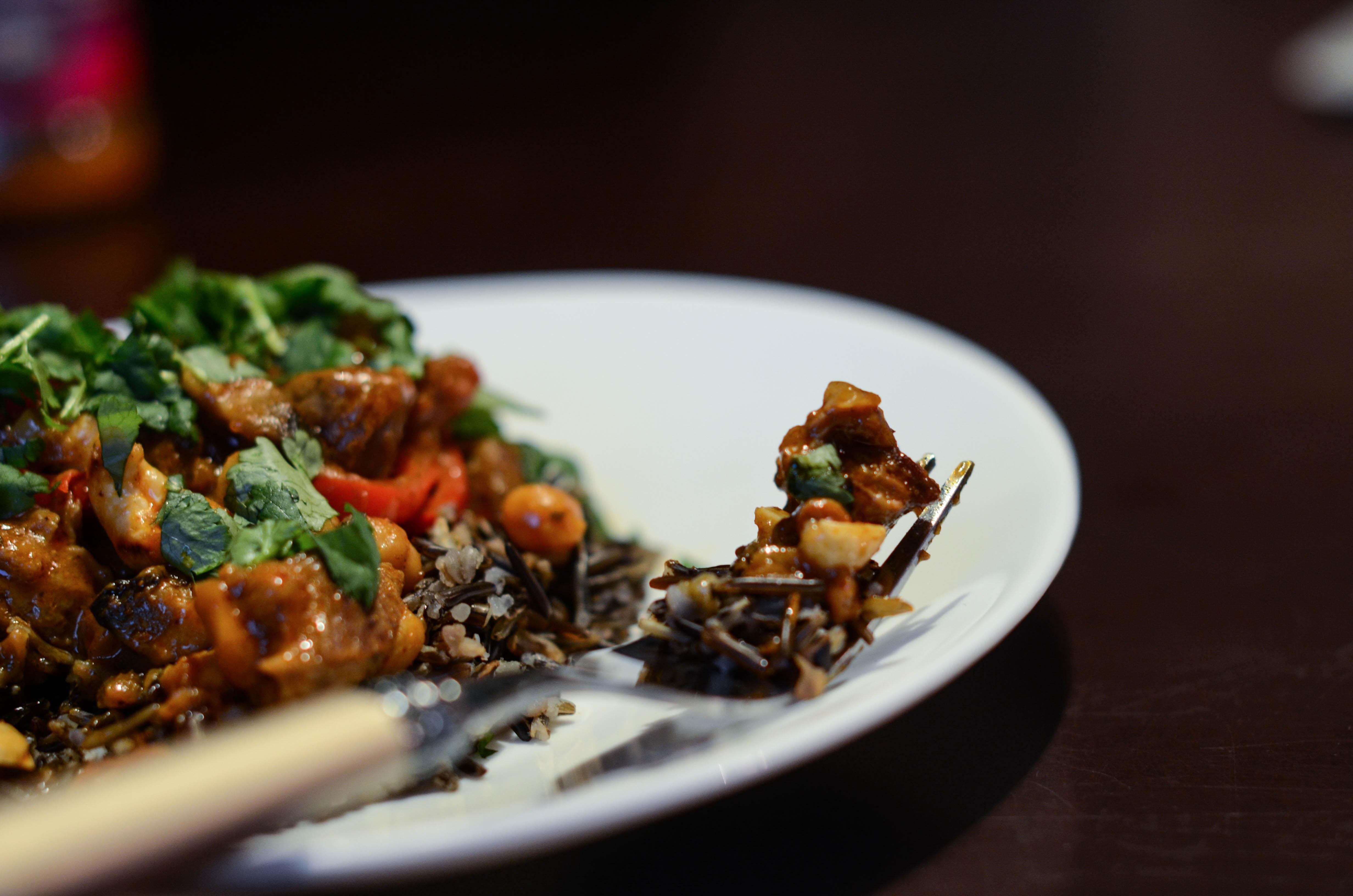 jagnięcina tikka masala