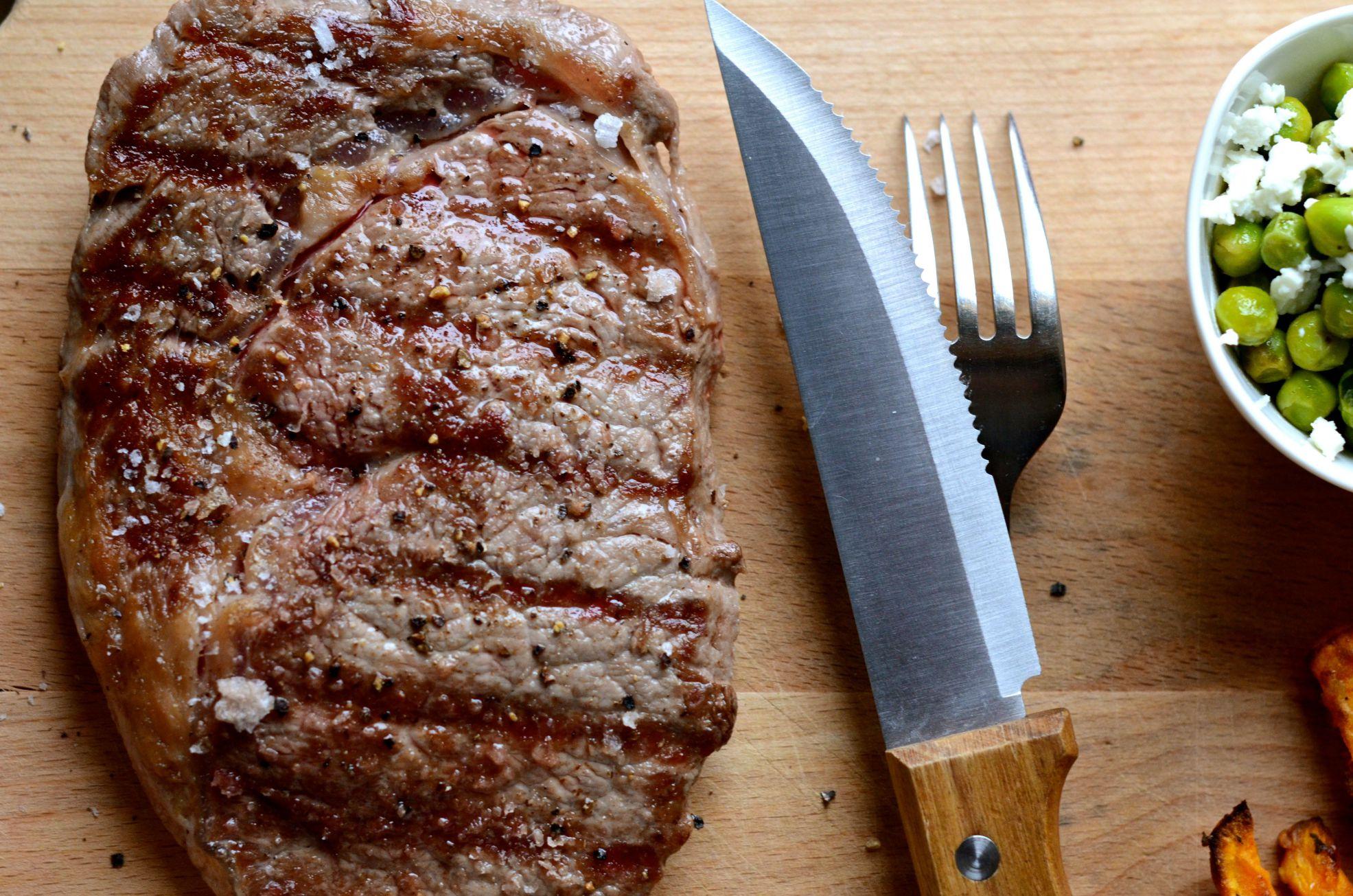 stek z antrykotu