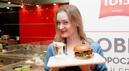 najlepszy hamburger