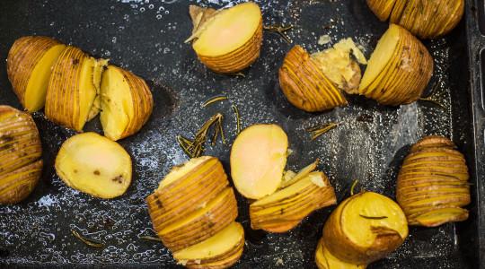 dania z ziemniaków