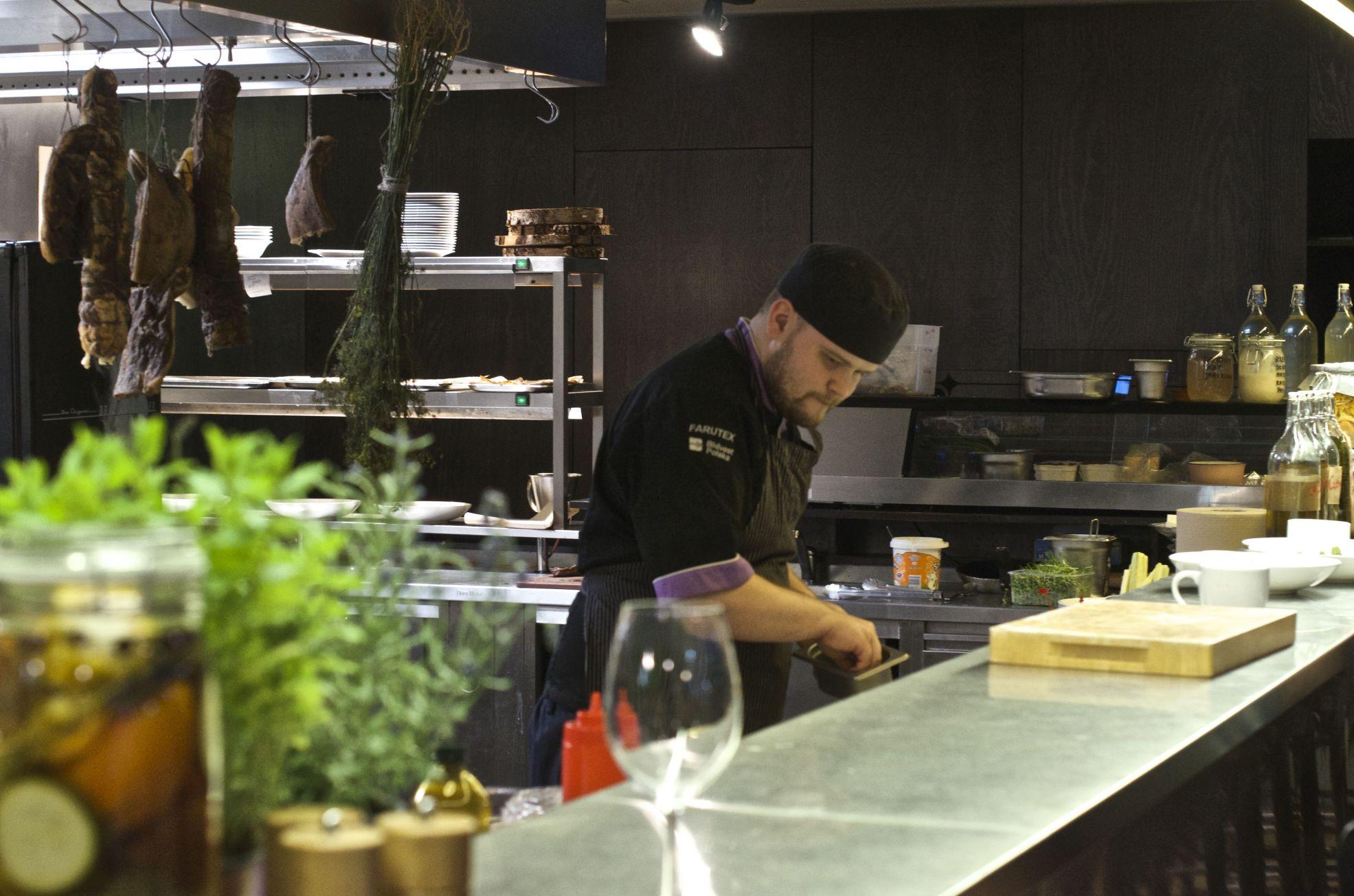 Kuchnia Otwarta w Warszawie (Wilanów)  Recenzja