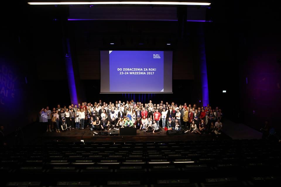 Blog Forum Gdańsk 2016