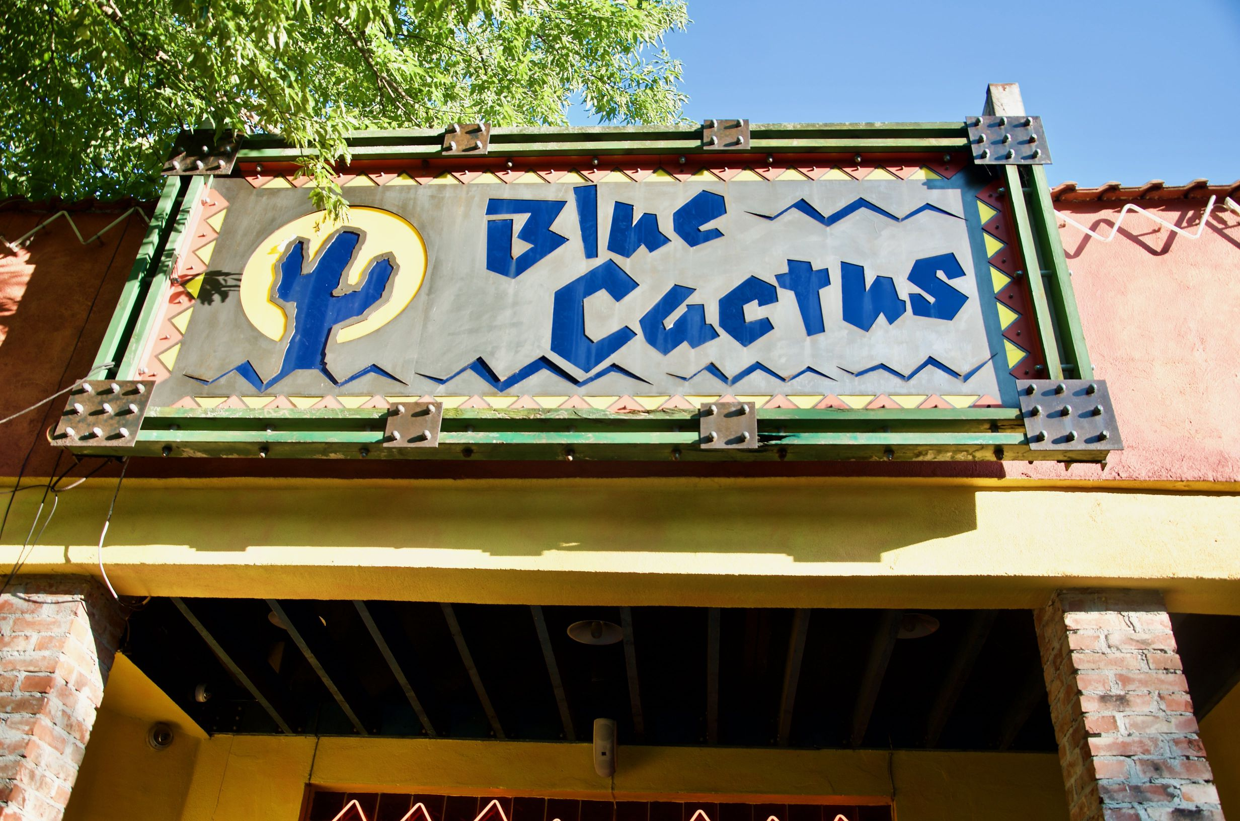 restauracja Blue Cactus