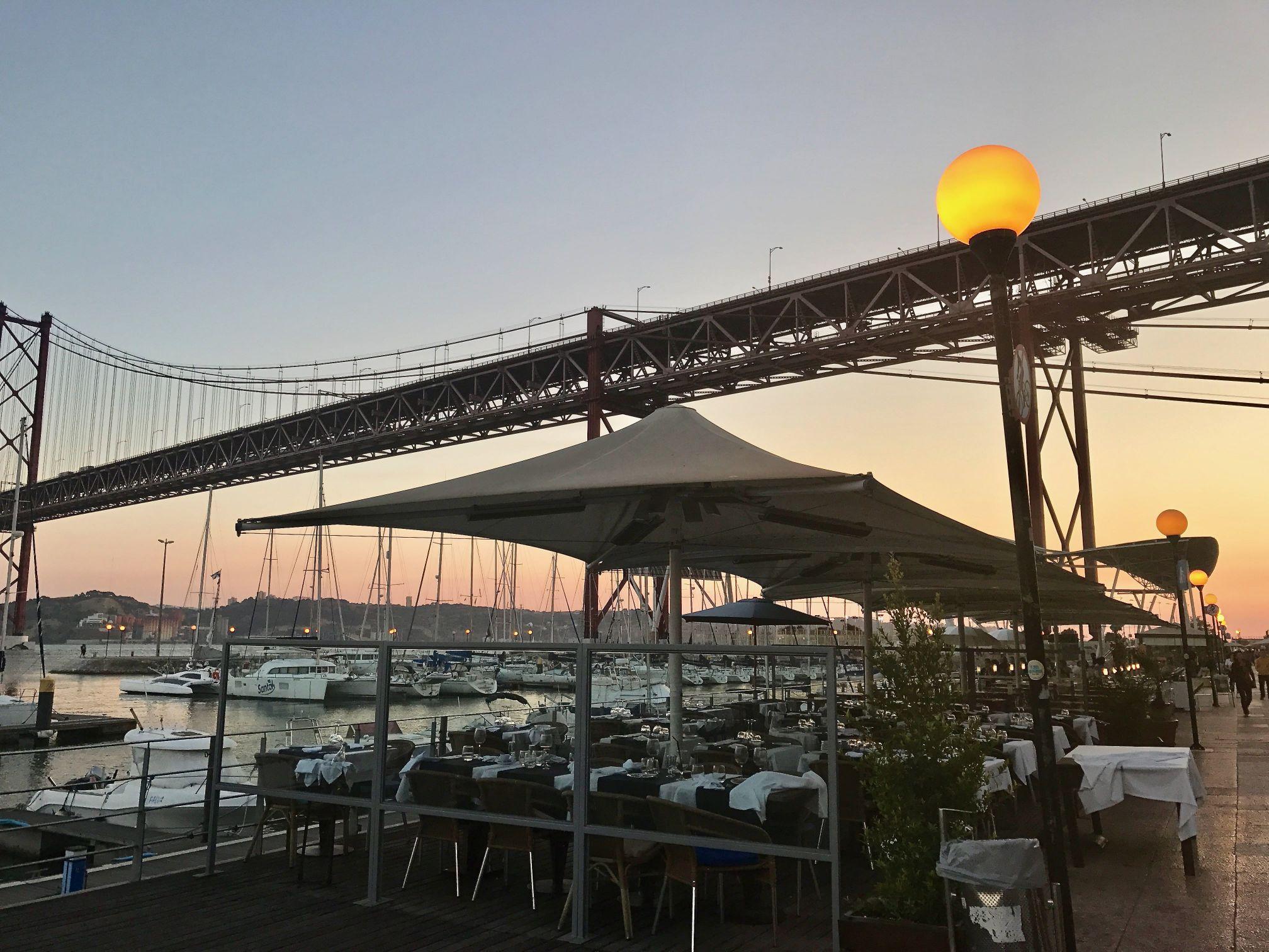 piękna Lizbona