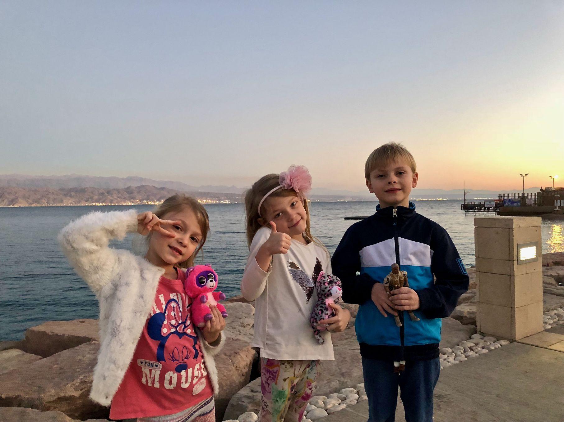 wakacje w Ejlacie